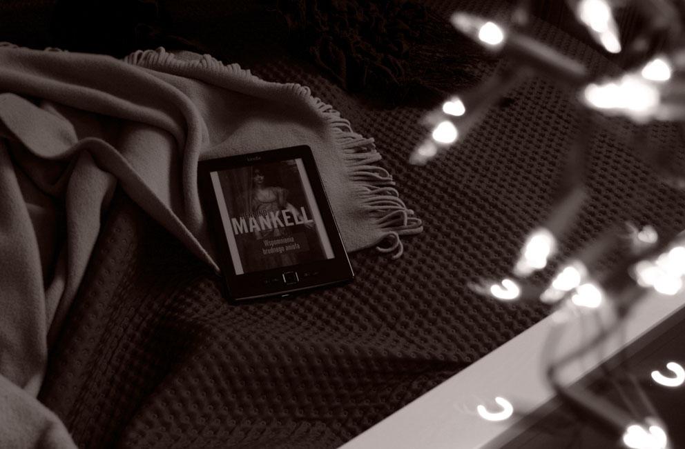 Wspomnienia brudnego anioła Hanning Mankell