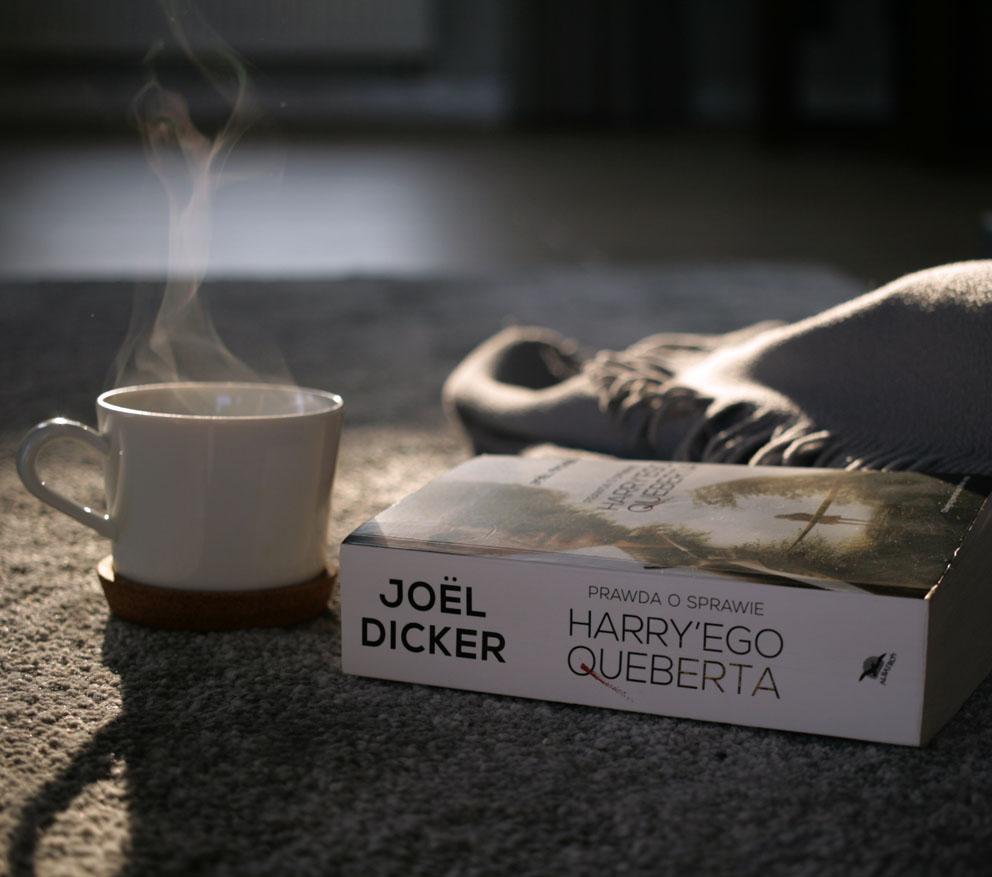 Prawda o sprawie Harry'ego Queberta Joel Dicker
