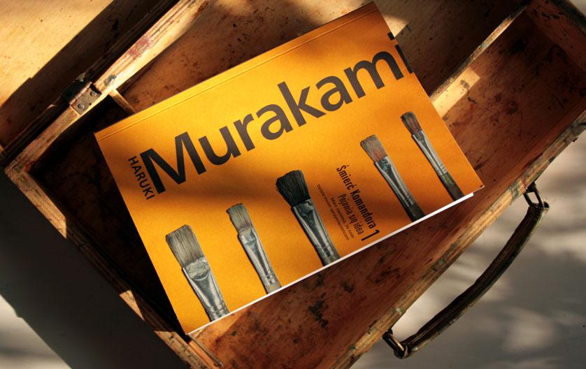 Haruki Murakami Śmierć Komandora Pojawia się idea 1
