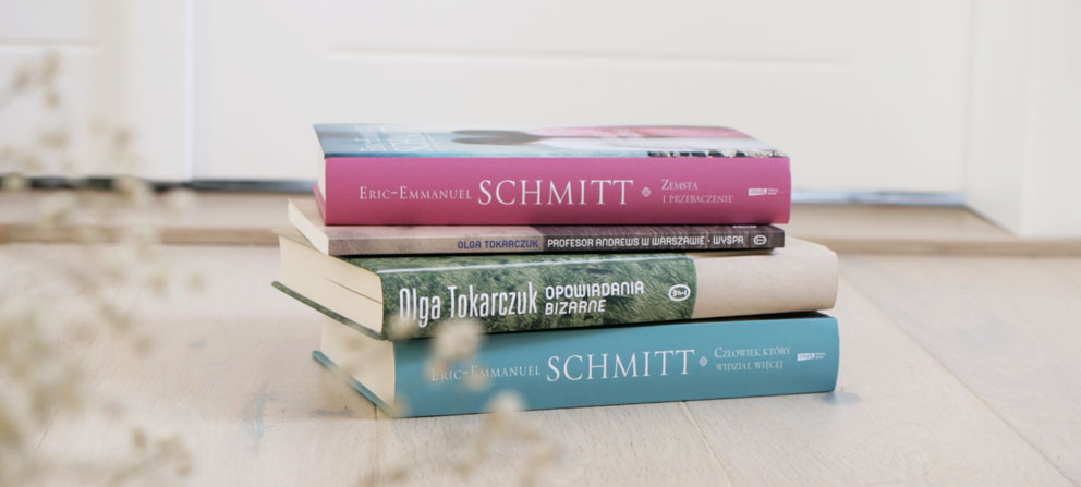 Zemsta i przebaczenie, Eric-Emmanuel Schmitt