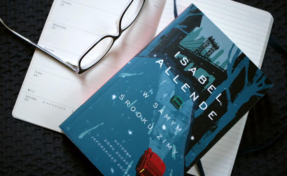 W samym środku zimy Isabel Allende