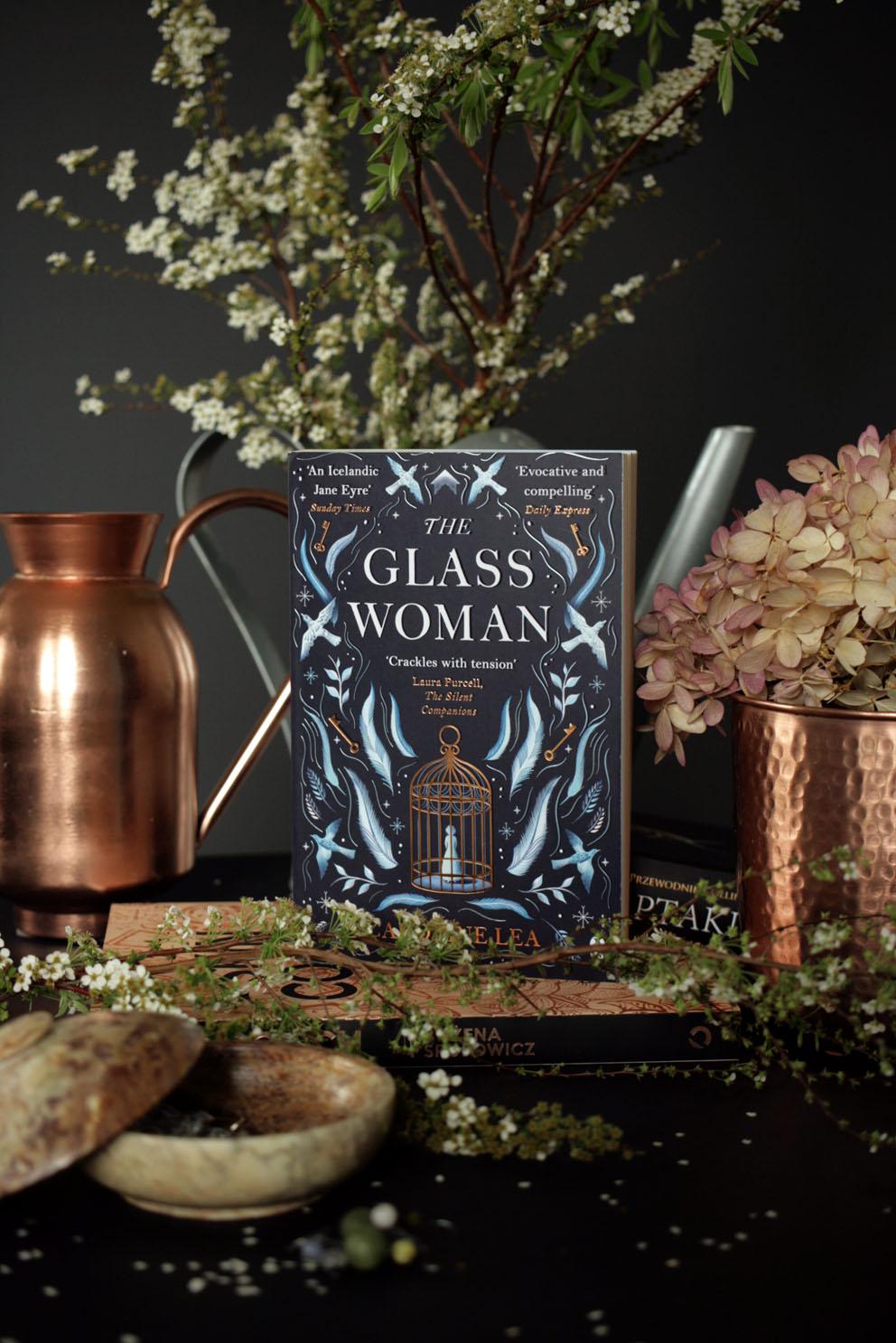 The Glass Woman Kobieta ze szkła Caroline Lea