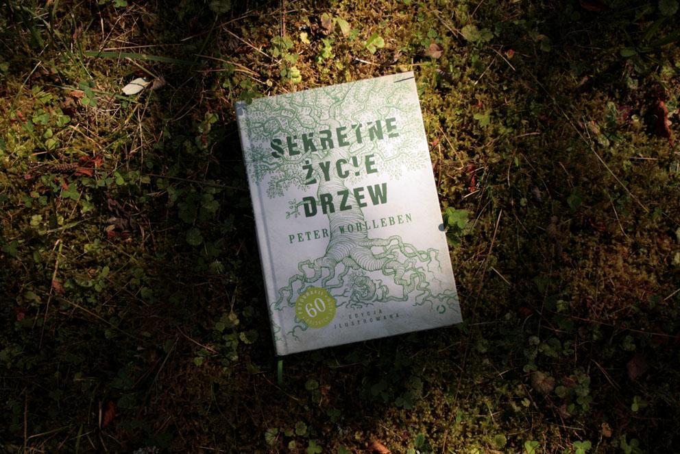 Sekretne życie drzew Peter Wohlleben