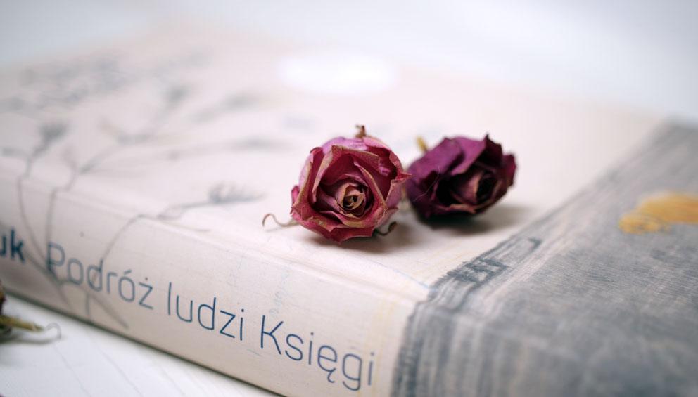 Podróż ludzi Księgi Olga Tokarczuk